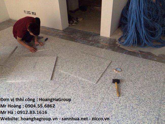 Conductive Vinyl Flooring : Esd anti static vinyl floor work